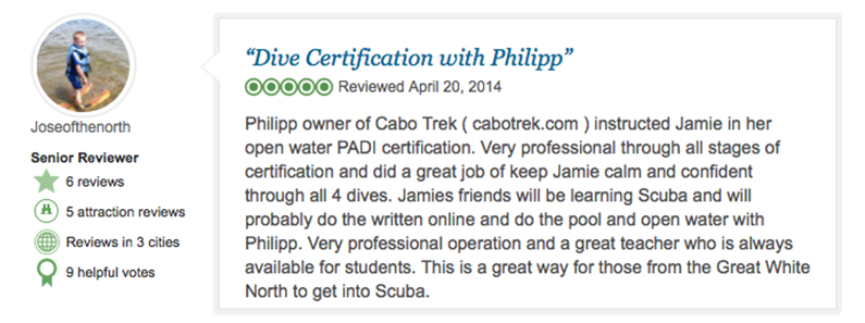 Tripadvisor Review - Snorkeling tours in Cabo