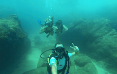 Discover Scuba Diving in Cabo