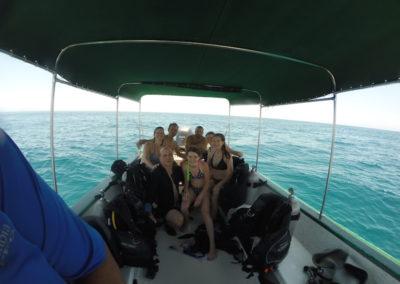 Cabo Pulmo Boat ride