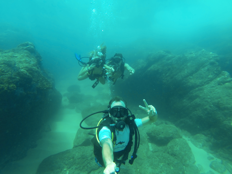 Discover Scuba Diving: A father – daughter experience