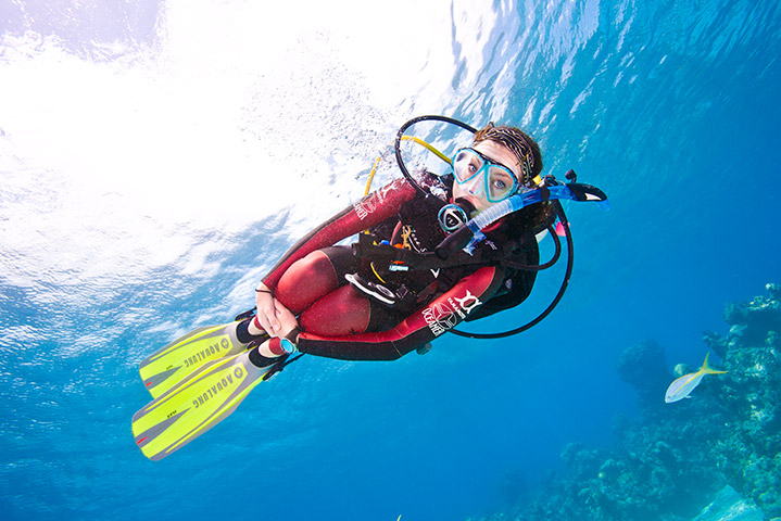 Instructor Clinic: Buoyancy and How to Finely Tune It.