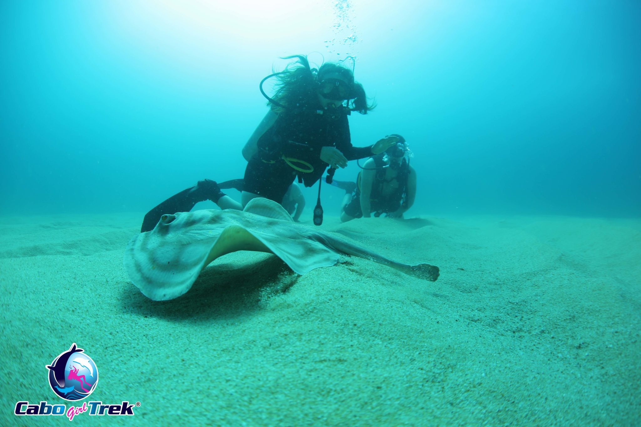 cabo scuba diving girls -4