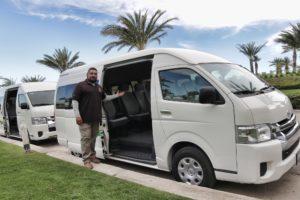 Transportation Cabo San Lucas