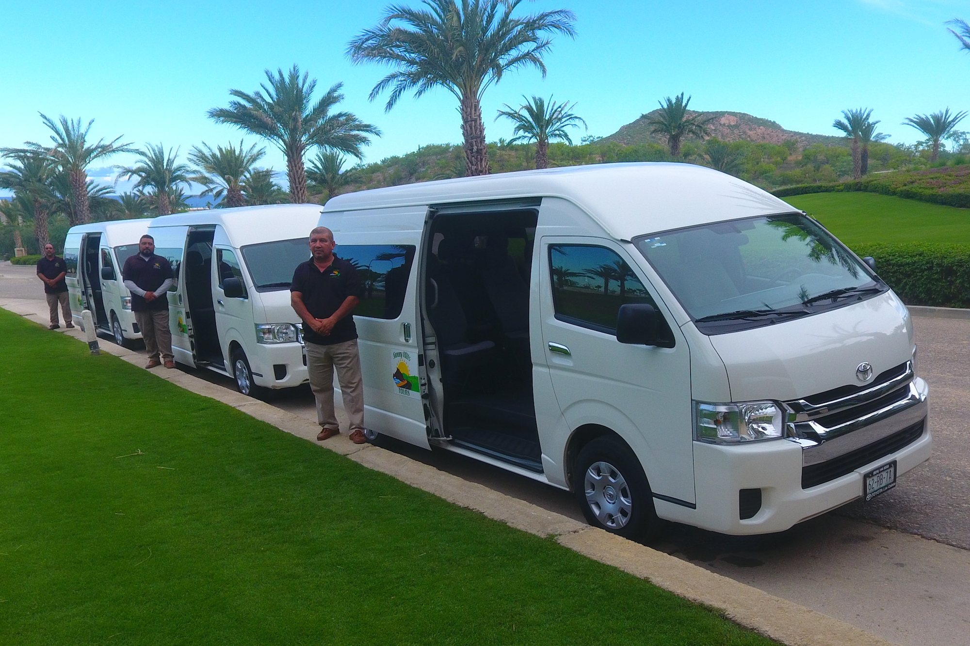 Cabo Trek Transportation Services