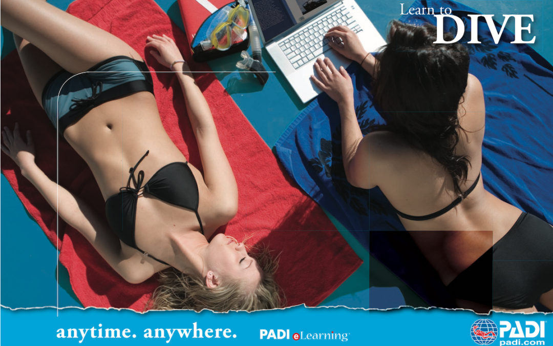 Padi Elearning Options in Cabo San Lucas
